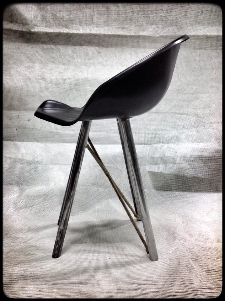 B-4 CustomMade Stool Height of the seat: 45 cm