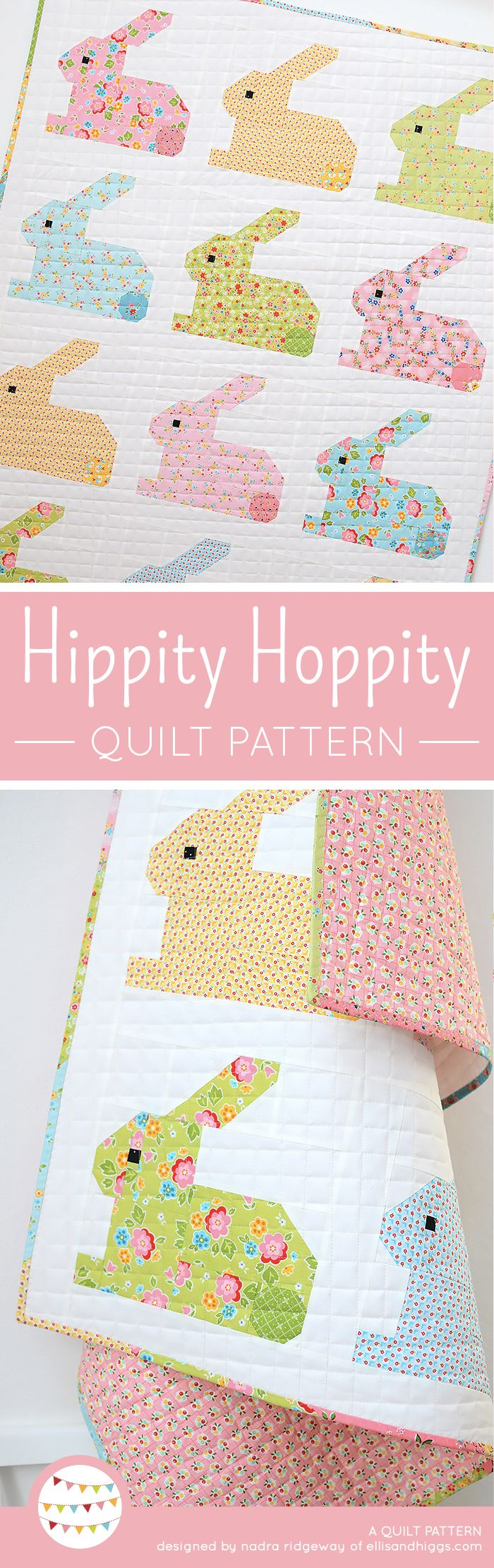 25 best Quilts - Easter images on Pinterest | Easter, Baby quilts ...