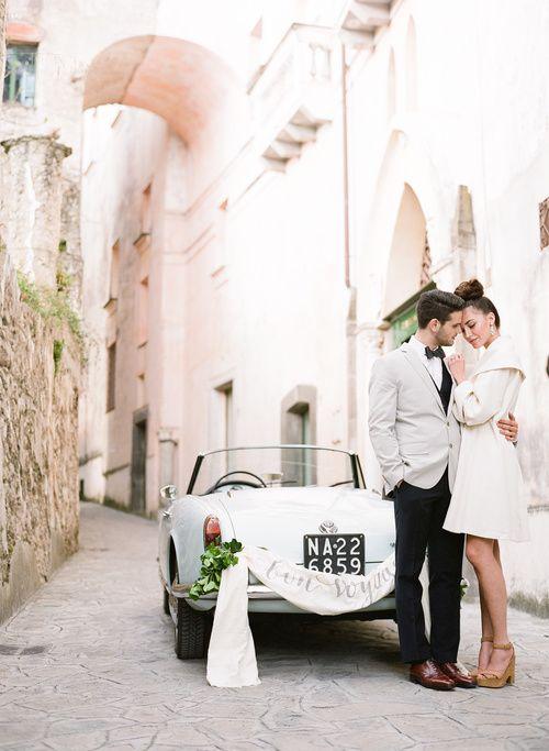 GERT HUYGAERTS. Romantica boda en Italia.