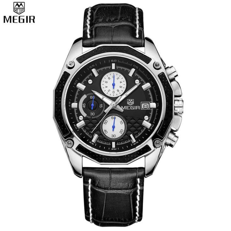MEGIR Autumn Raw just 59.95 - Free Worldwide shipping watches