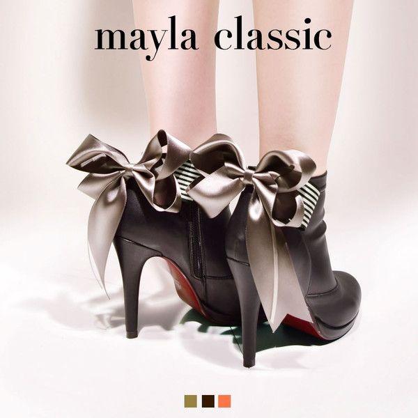 mayla classic Maderene「『品位と美貌を兼ね備えた永遠のプリンセス』プリンセスの上品さと気品をあわせ持つ生まれながらの高貴 公女が大人となった今夢見た靴…品位と美貌を兼ね備えた永遠のプリンセスが選んだ美しいフェイバリットはエレガント&フェミニンな装いで貴族の世界から現代へ華麗なるアプローチを遂げる」 #booty #fashion #mayla_classic