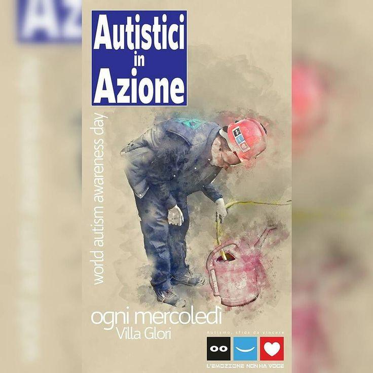 Il 2 aprile festeggeremo in Piazza di Siena andando a cavallo ma tutte le nostre attività saranno rappresentate nella Giornata Mondiale della Consapevolezza dell'Autismo.  Autistici in Azione è il contenitore di tutte le attività d'avviamento al lavoro a cui i nostri ragazzi partecipano.  Cantieristica Giardinaggio Orticoltura Logistica  #noicimettiamolafaccia  #autism #autismawareness #WAAD2017 #WAAD #LIUB2017 #LIUB #iolavoroincantiere #autismo #autismoadulti #autismosfidadavincere…