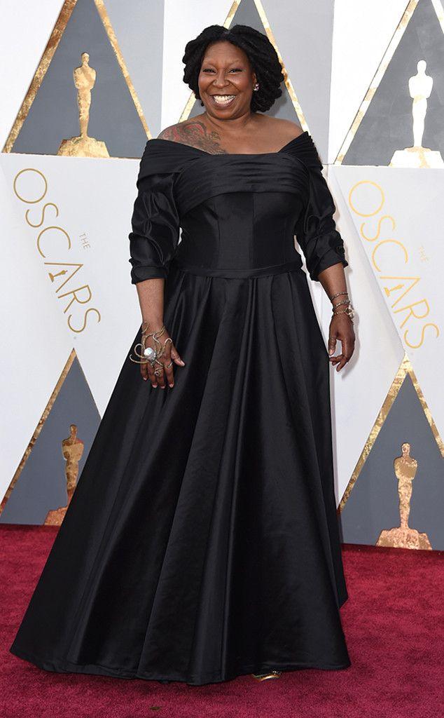 Whoopi Goldberg from Oscars 2016: Red Carpet Arrivals | E! Online
