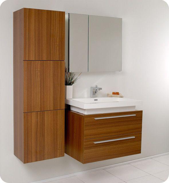 Best 25 Floating Bathroom Vanities Ideas On Pinterest Modern Marble Bathroom Large Frameless