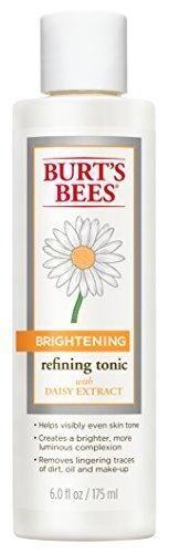 Burt's Bees Brightening Refining Tonic 6 Fluid Ounce