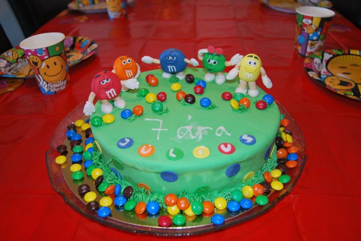17 Best images about M&M Party on Pinterest Colored ...