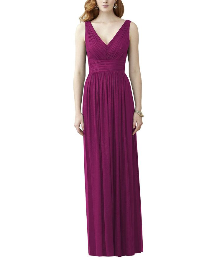 22 best After Six & Dessy Styles - Merlot or Wild Berry images on ...