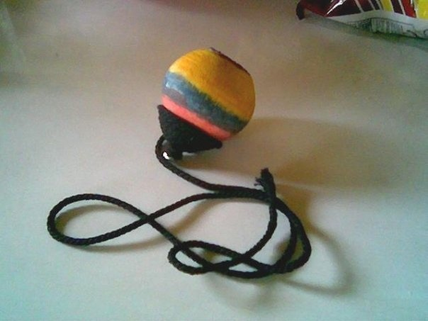 """Gangsing"", a traditional toy of Indonesia"