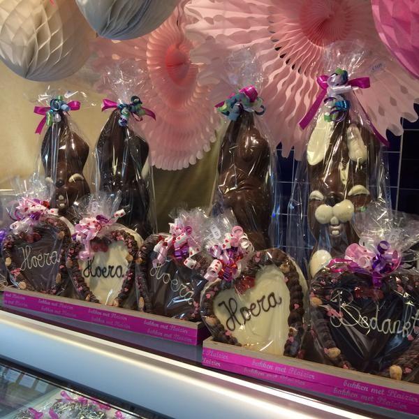 Chocolade cadeaus van Plaizier