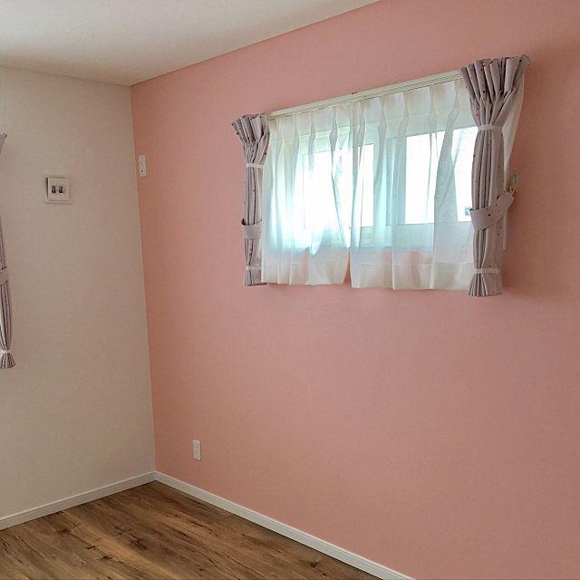 4ldkで 家族の 壁 天井 アクセントクロス 新築一戸建て サンゲツ壁紙