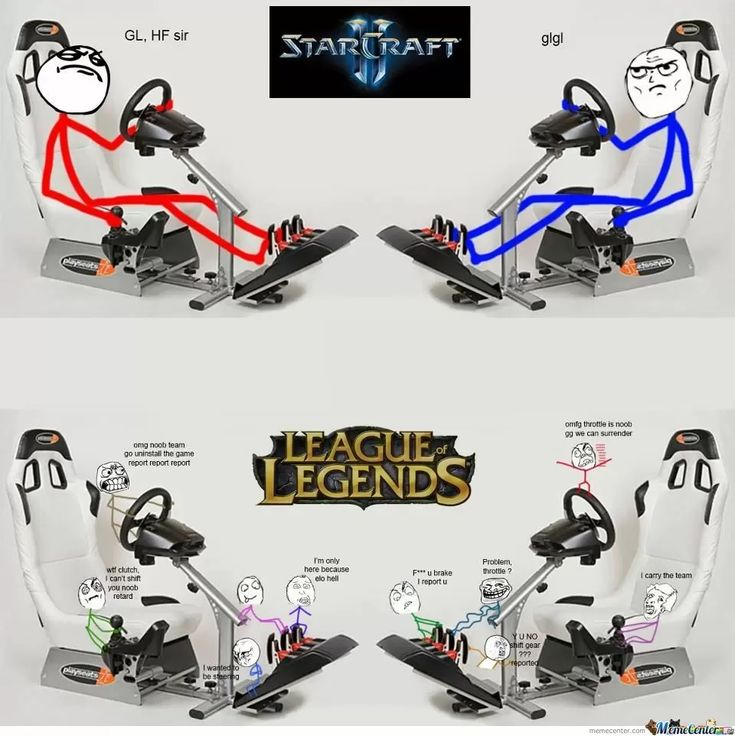 Starcraft Ii Vs League Of Legends