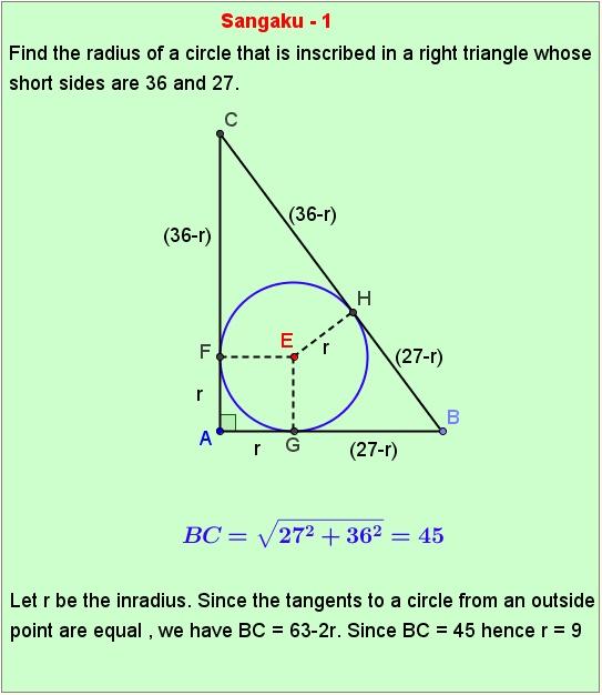 41 best sangaku images on pinterest triangles maths and sangaku 1 httpmathematicsbhilaispot2012 ccuart Images
