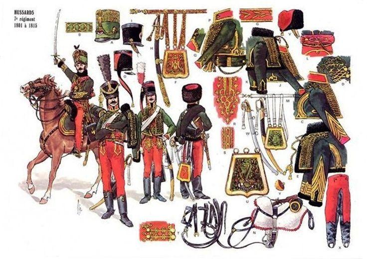 7th Hussar regiment