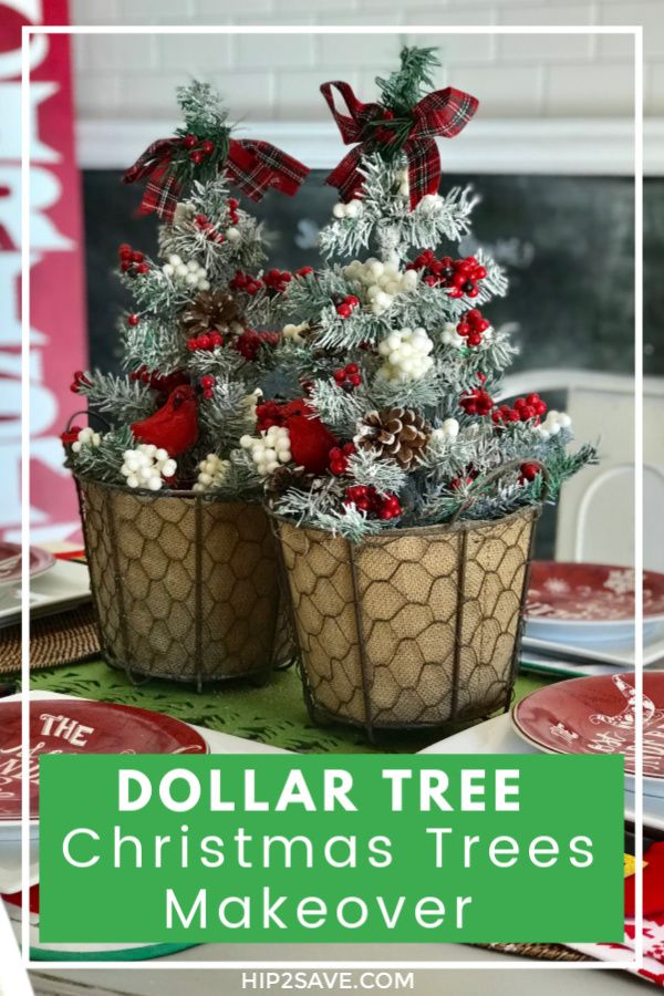 Turn This 1 Dollar Tree Christmas Tree Into Festive Home Decor Dollar Tree Christmas Dollar Tree Christmas Decor Dollar Tree Decor
