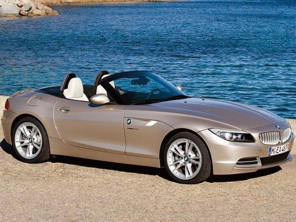 Bmw E89 Z4 In Orion Silver Metallic Bmw Roadsters