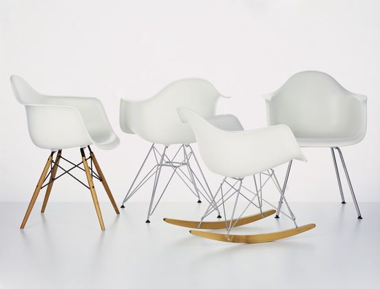 Eames Plastic Armchair Charles  Ray Eames, 1950