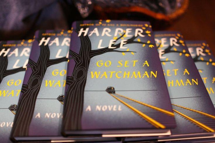"""""""Gehe hin, stelle einen Wächter"""" von Harper Lee"""