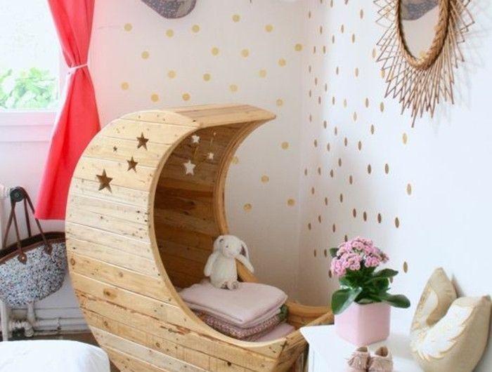 7 best Berceau bébé images on Pinterest | Baby rooms, Child room and ...