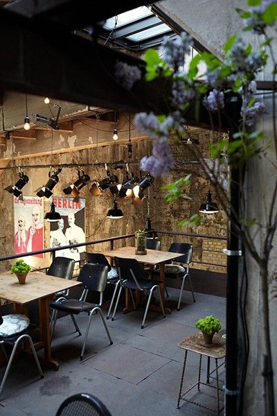 17 best images about interiors restaurant design on for Innenraum design berlin