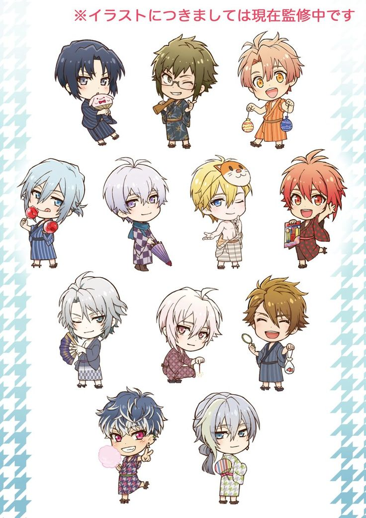 Idolish7 Trigger and Re:Vale