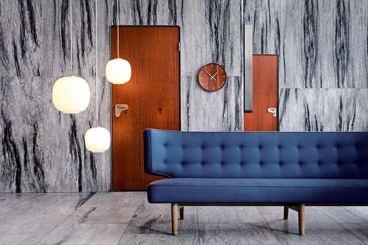 VL45 • Danish Design by: Vilhelm Lauritzen • Louis Poulsen.