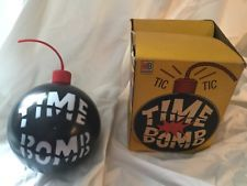 Vintage Time Bomb Game with original box 1960's.  Milton Bradley.  Works great!