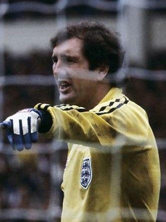 Joe Corrigan England 1981