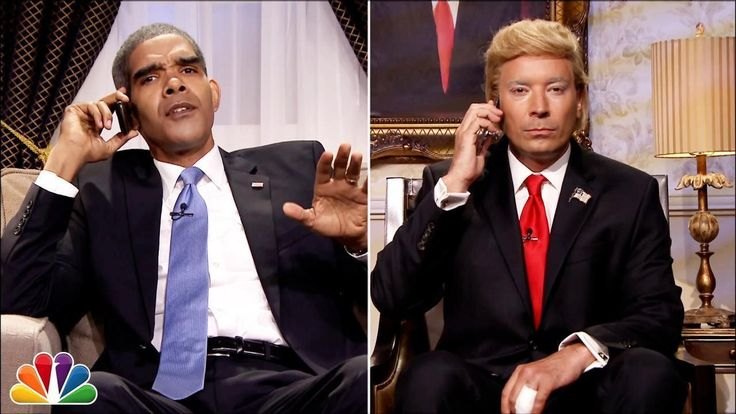 Donald Trump Is Giving Late Night TV A Nervous Breakdown Wednesday night's talk shows grappled with the new reality of Donald Trump as the presumptive Republican nominee with equal parts amazement, ridicule, and fear. And, in the case of Jimmy Fallon, another lousy Trump impersonation. Thank goodness