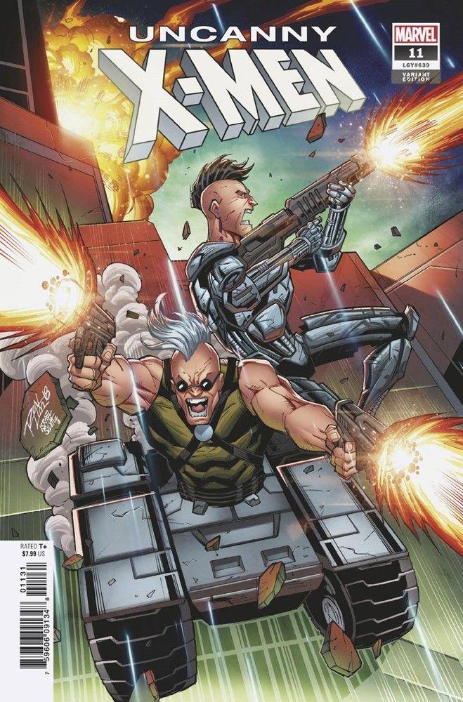 Uncanny X Men Vol 5 11 Variant Cover Art By Ron Lim Israel Silva Marvel X Men Comic Books