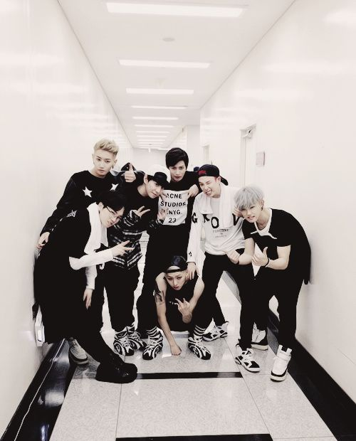 I love block b aaa can I just say that taeil's voice is perfect and ZICO. #blockb #muchlove