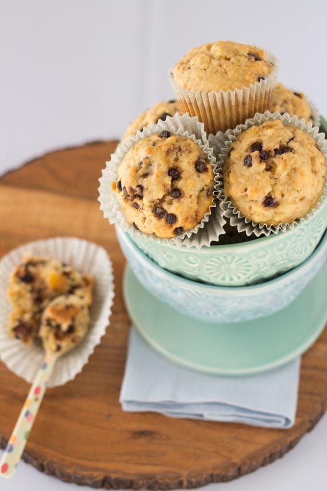 Muffin al panettone (ricetta con solo 1uovo) | Chiarapassion