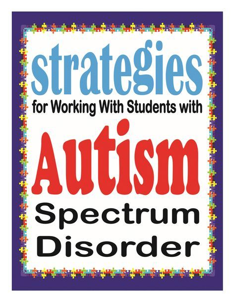 Classroom Freebies: Free Handout for Understanding Autism
