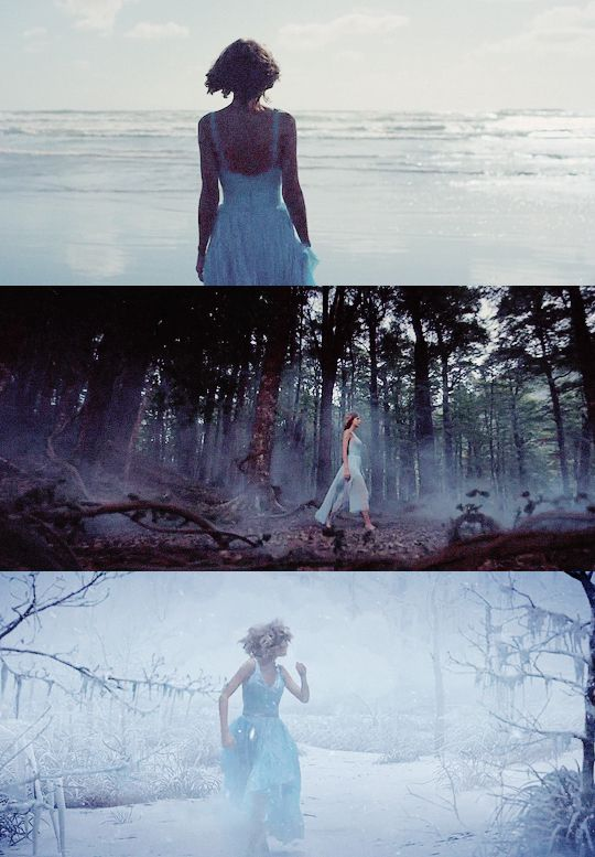 Out of the woods + scenery