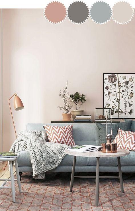 Een kamer in één kleurenpalet | The Life Factory