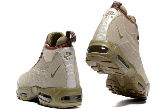 Mens Winter Nike Air Max 95 Winter Sneakerboot Running Shoes