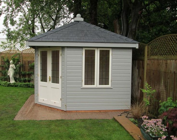 3 0 X 0m Weybourne Summerhouse