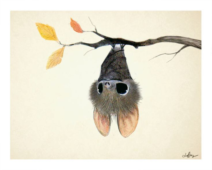 EPBOT: October Art Roundup: Cute Bats, Funny Monsters, & Wicked Beauties!