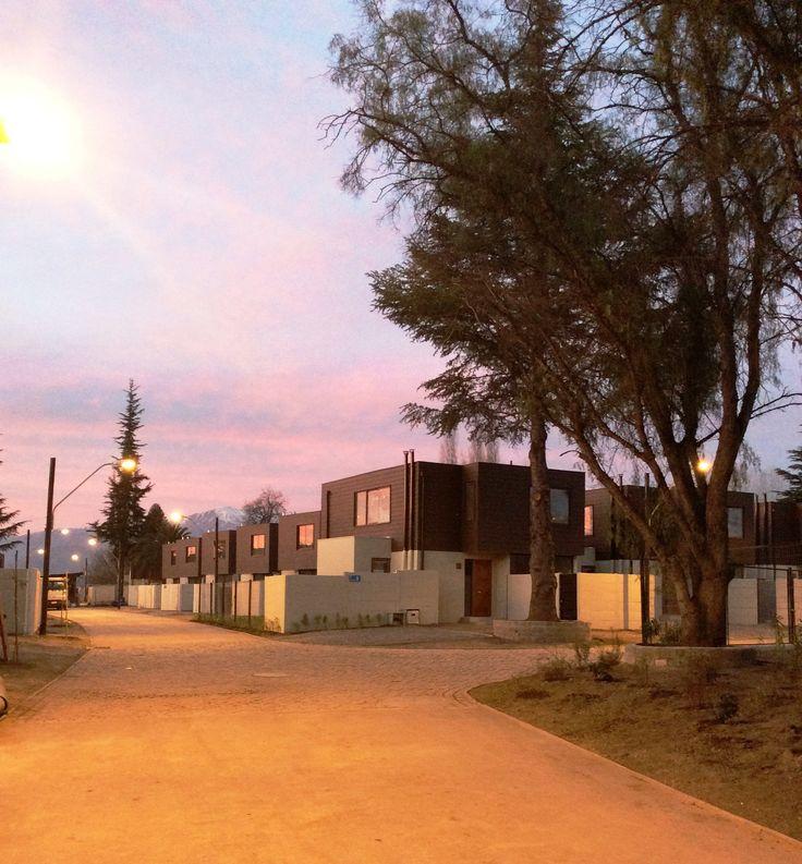 Los Villares, Los Andes.  castroytagle.cl