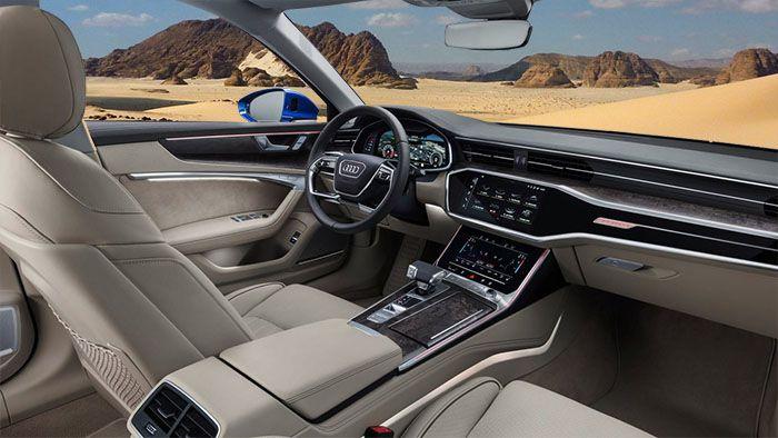 2019 Audi A6 Avant Redesign Release Date