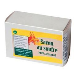 ...Soulagez même sous la douche vos douleurs articulaires avec le #Savon au #Soufre traditionnel...