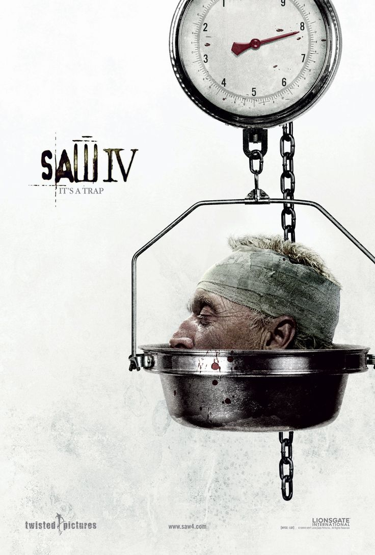 Testere 4/Saw 4 (2007)