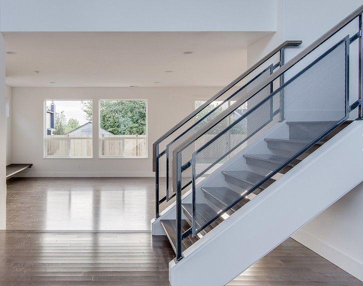 Barandas De Escaleras Modernas Cool Best Moderna Barandilla Para