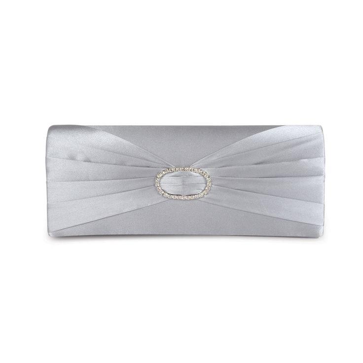 WPLBRSIL Mother of the Bride Groom  Silver Clutch Bag  #silverbag#satinbag#fabricbag#clutchbag#weddingclutch#bridesmaidbag#motherofthebrideclutch  Wedding Pearls, 106 Minster Rd, Stourport on Severn DY13 8AB Call 07896 436797 www.weddingpearls.net