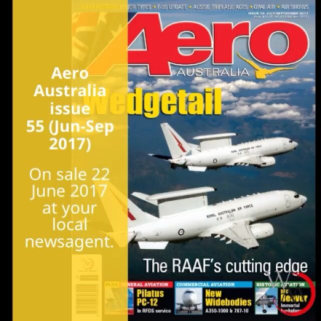 Aero Australia issue 55 video