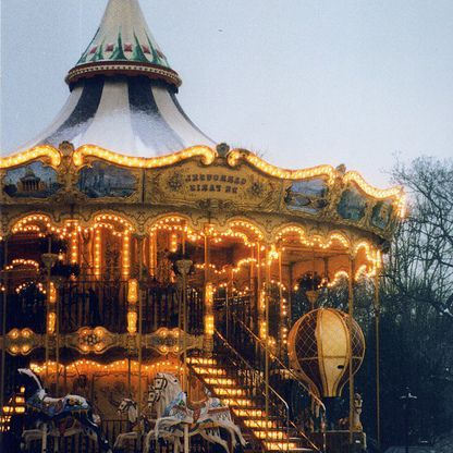 We do adore Carrousel