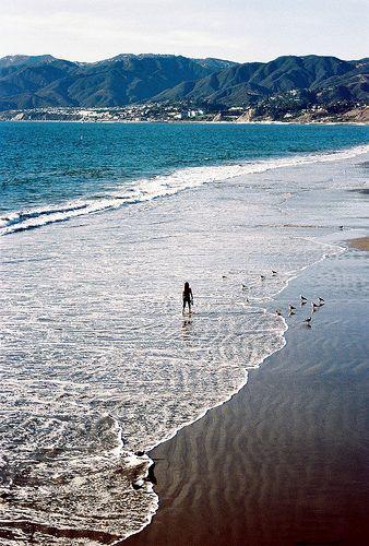 ˚Santa Monica, California