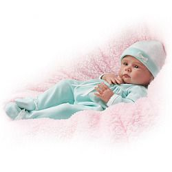 Peyton So Truly Real Baby Doll