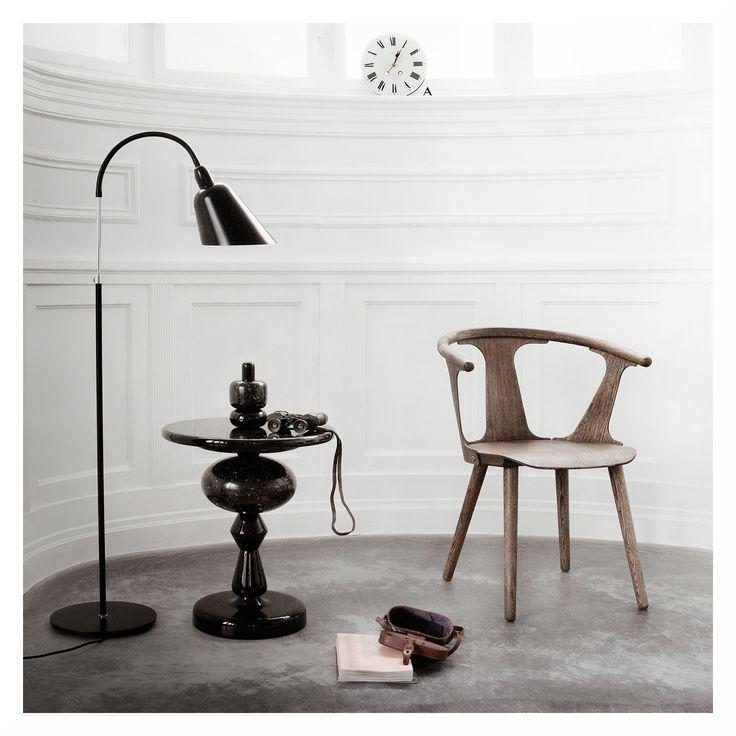 Juhuu! Unser Produkt der Woche ist der Shuffle Table Marmor Beistelltisch 48 von &tradition.  Diesen und viele weitere Beistelltische findet ihr natürlich bei uns.