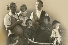 Rodzina Ulmów. Fot. AIPN