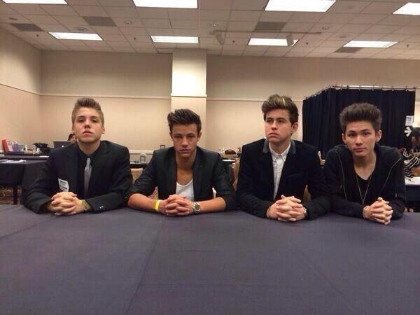 Matthew , Cameron , Nash , Carter